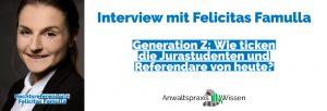 Generation Z: Wie ticken die Jurastudenten und Referendare von heute?