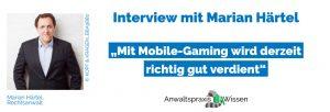 """""""Mit Mobile-Gaming wird derzeit richtig gut verdient"""""""